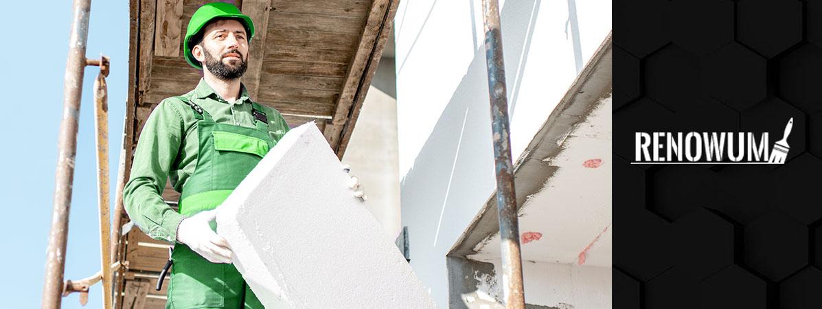 Ocieplanie ścian budynku - Rybnik