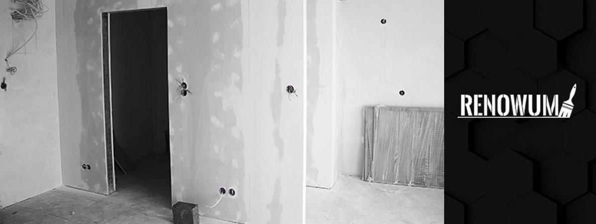 Gruntowny remont w mieszkaniu w Mikołowie